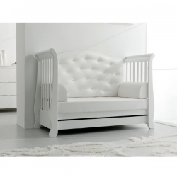 Erbesi Lettino Soft Bianco