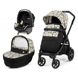 Peg Perego Trio Book SL Graphic Gold + Memo Pad