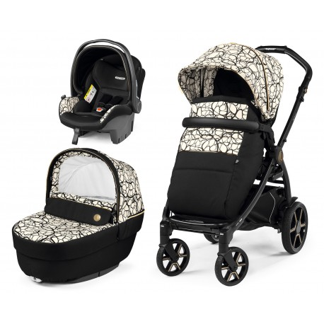 Peg Perego Trio Book SL Graphic Gold