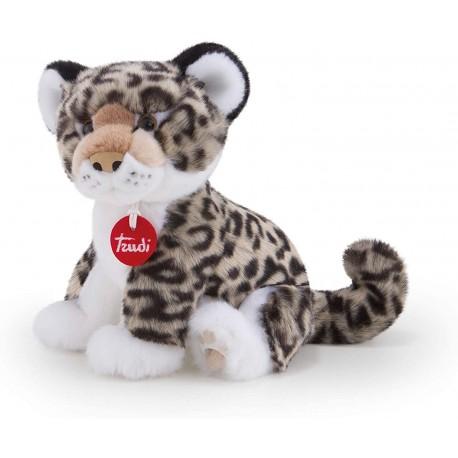 Trudi Leopardo Leopoldo Grigio 20 cm