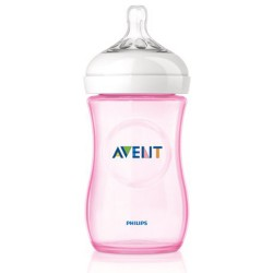 Avent Natural Biberon Polipropilene 260ml 1 mese