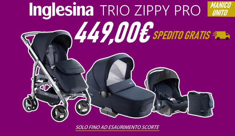 Trio Zippy Pro Limited Edition