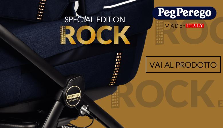 Lo stile Rock di Peg Perego